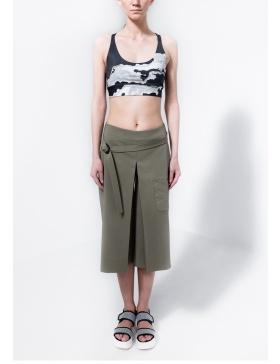 Pantaloni tip culottes