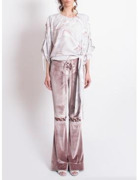 Bluza kimono imprimata