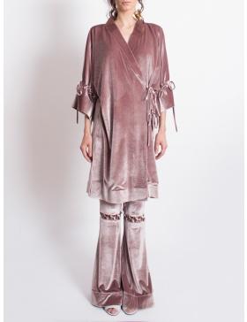 Kimono de catifea