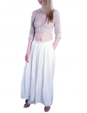 Crochet Lace Blouse