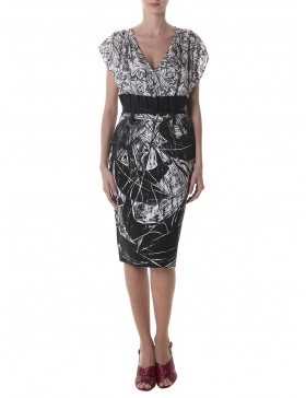 Rochie Into the balance