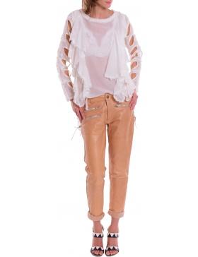 Pantaloni din piele Marlowe