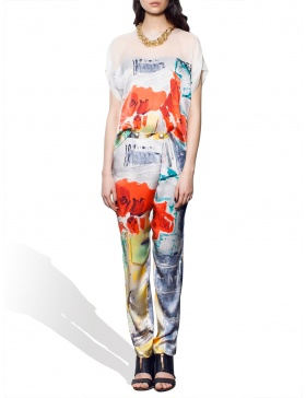 Bluza Sensation Poppies