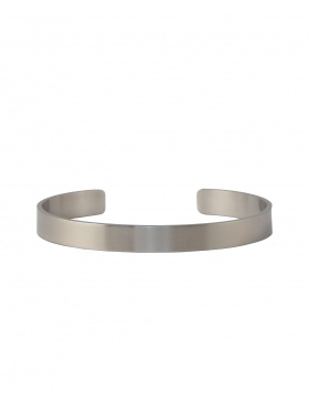 Mood Bracelets Basics -argintiu mat