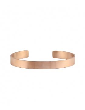 Mood Bracelets Basics - auriu rose mat