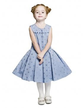 Rochie bleu Paula