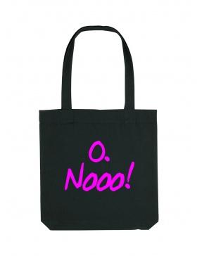 Tote O. Nooo! Black
