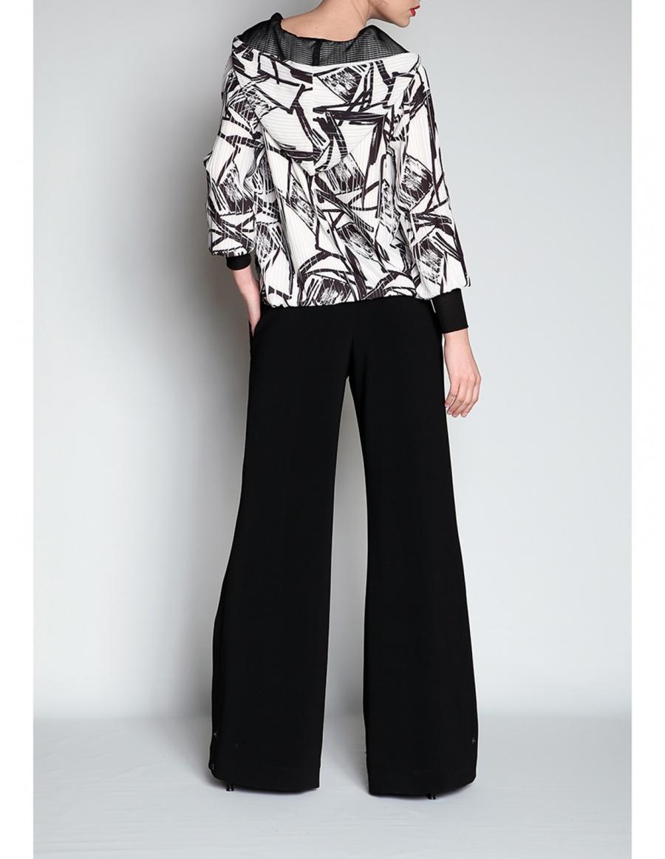 Pantaloni cu lungime reglabila | Silvia Serban