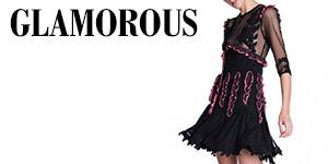 rochie mini dantela brodata